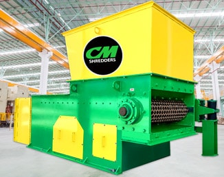CM-SOLO_100_Single_Shaft_Shredder-1